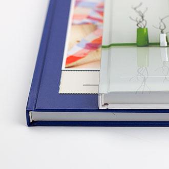 Fotobücher gedruckt mit PDF-Dateien aus Aperture