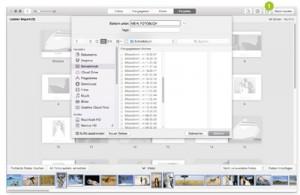 Fotobuch aus Fotos App