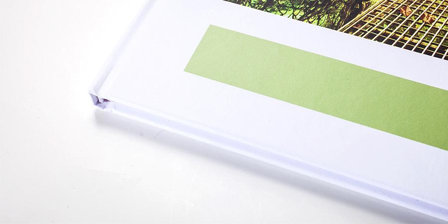 Fotobuch mit matter Umschlagveredelung