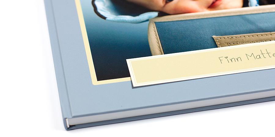 Fotobuch mit mattem Umschlag