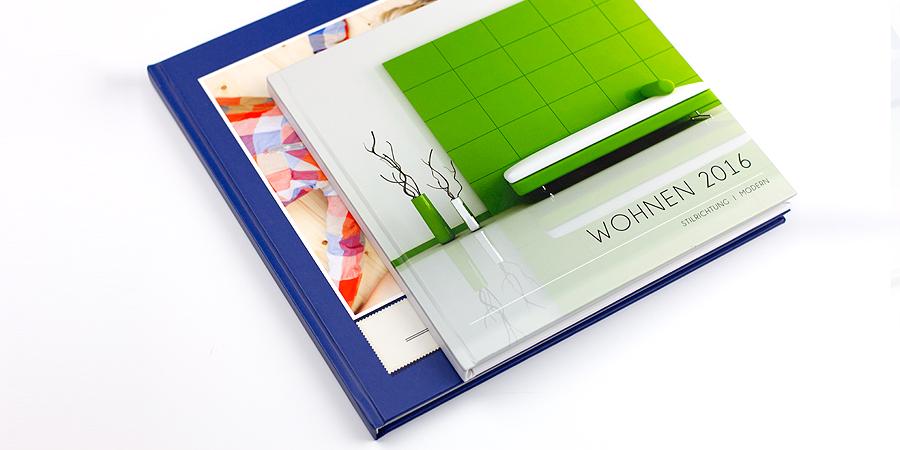 Fotobuch neu im Format Quadrat