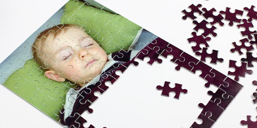 Foto-Puzzle Komplettansicht